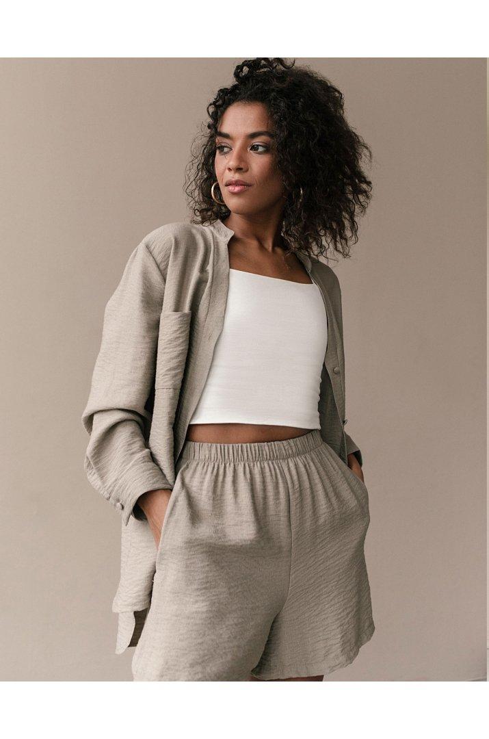 Shorts Kotovich color beige